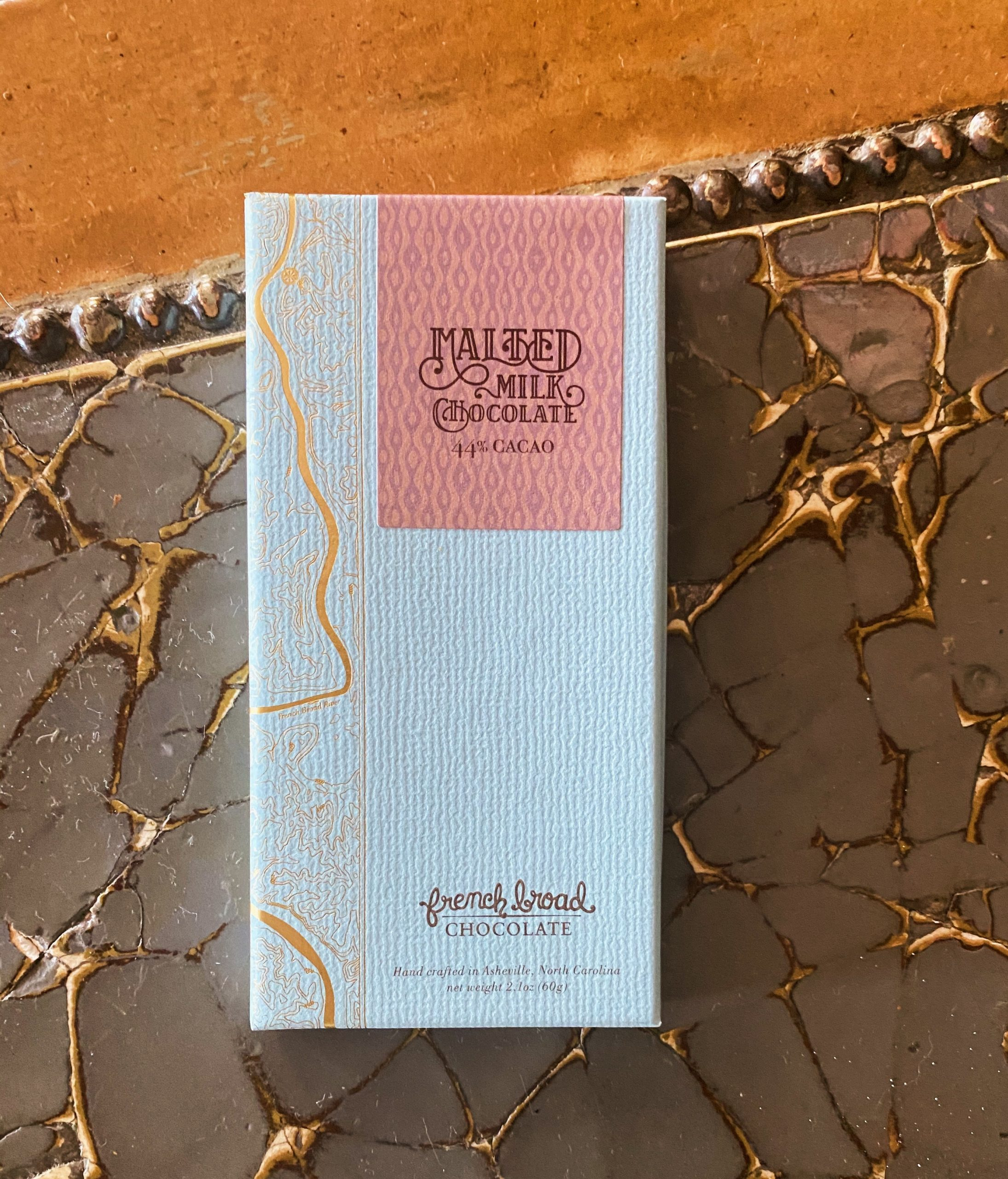 Marvelous Malted Milk Bar from French Broad Chocolate in Asheville