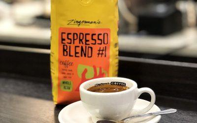 Espresso Blend #1, daterra Estate, from the Coffee Company